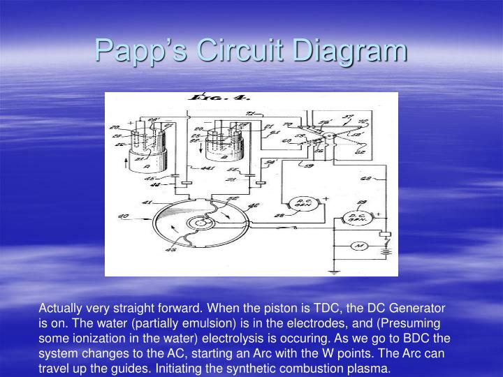 Papp's Circuit Diagram