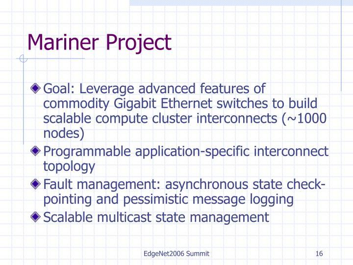 Mariner Project