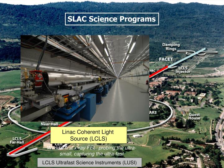Linac Coherent Light
