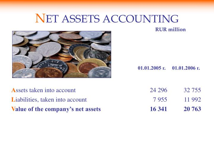 N et assets accounting