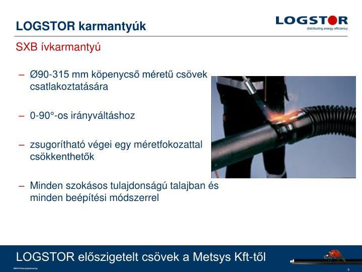 LOGSTOR