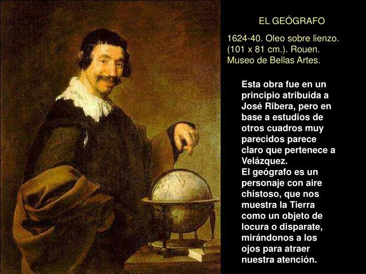 EL GEÓGRAFO
