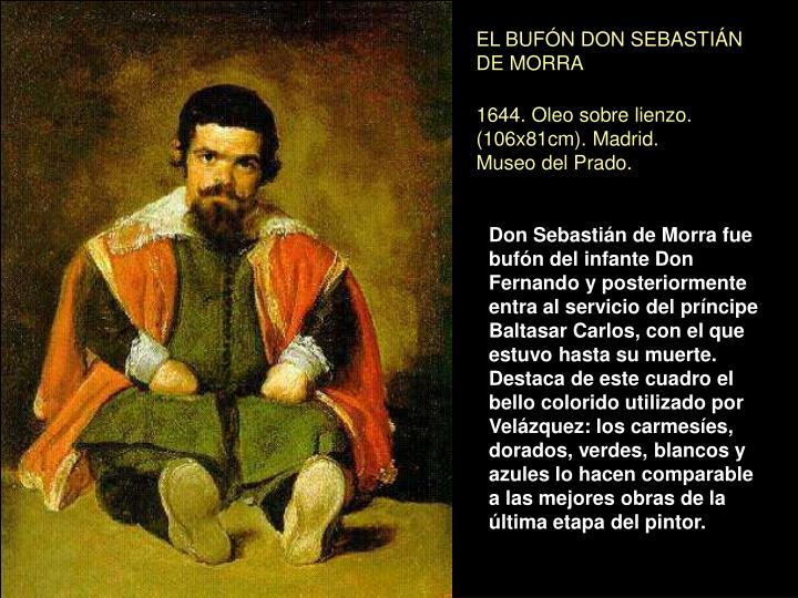 EL BUFÓN DON SEBASTIÁN
