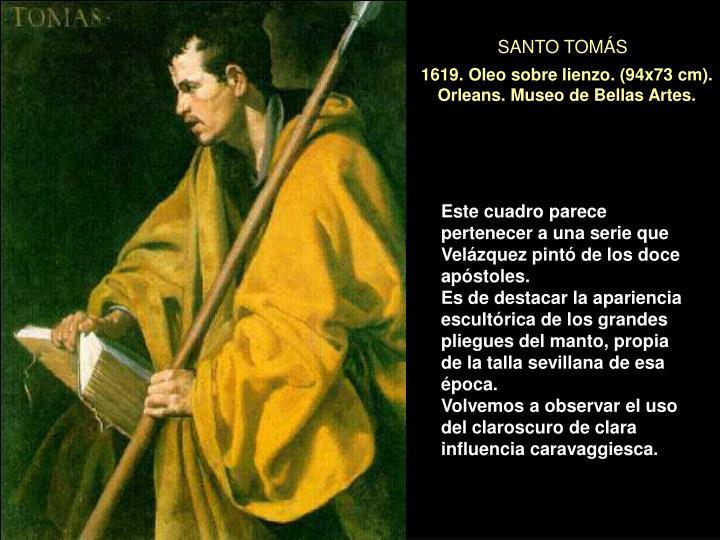 SANTO TOMÁS