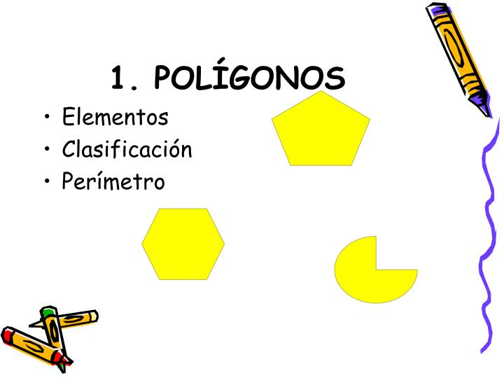 1. POLÍGONOS