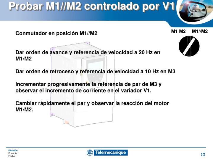 M1 M2