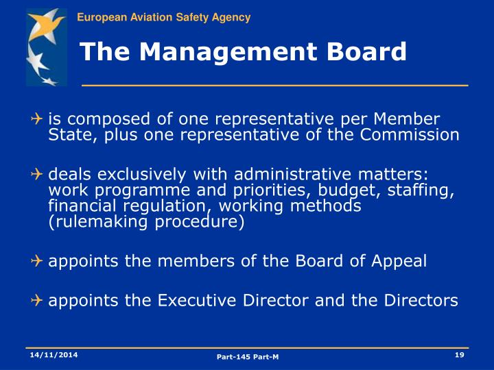The Management Board