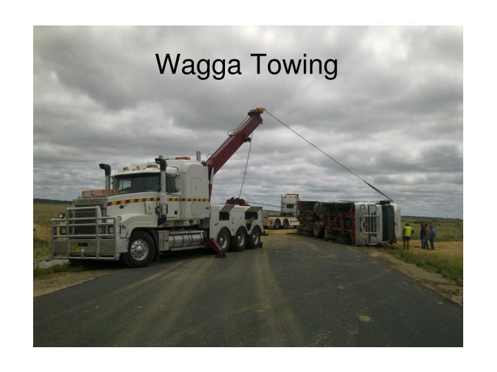 Wagga Towing