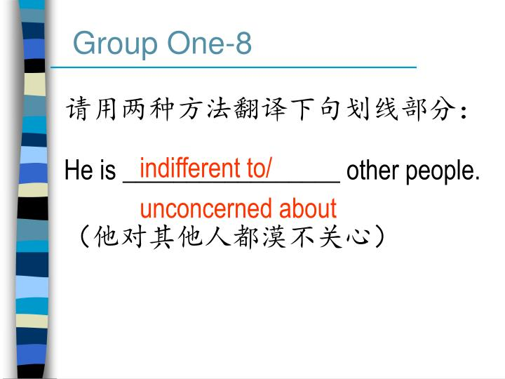 Group One-8