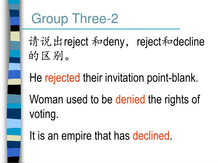 Group Three-2