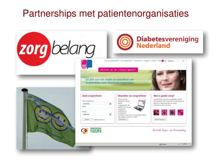 Partnerships met