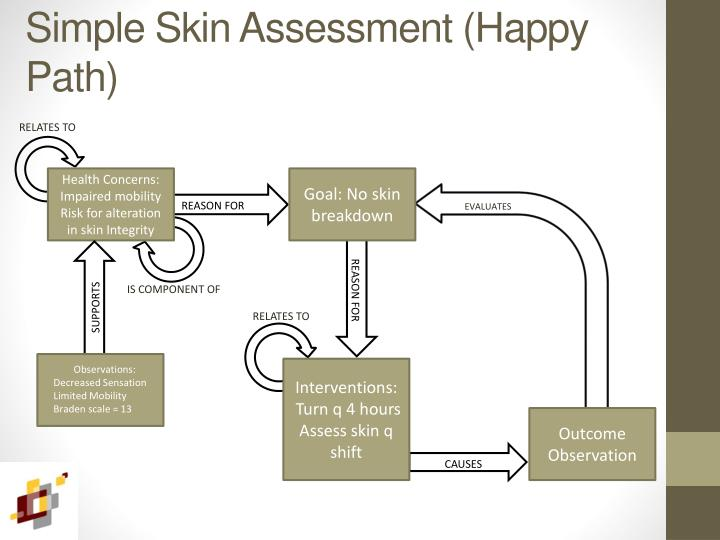 Simple Skin Assessment (Happy Path)