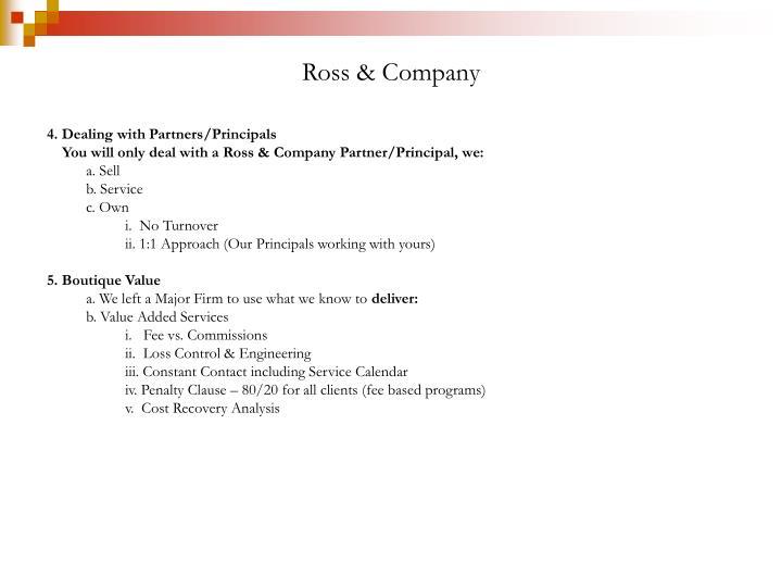 Ross & Company