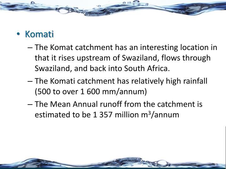 Komati