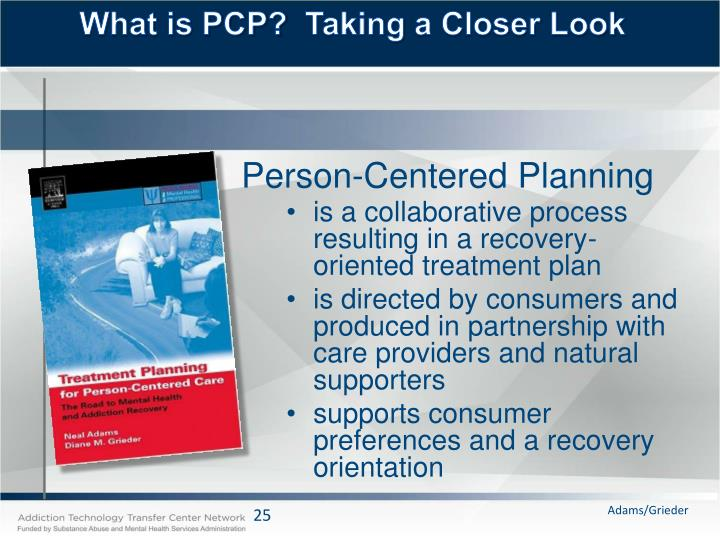 What is PCP?
