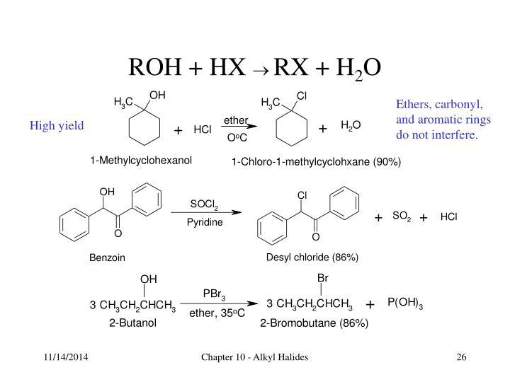 ROH + HX