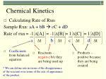 chemical kinetics3