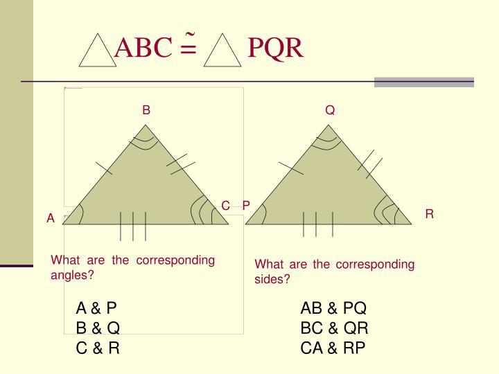 ABC =