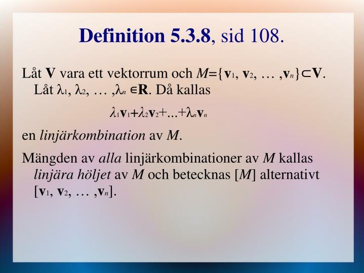 Definition 5.3.8