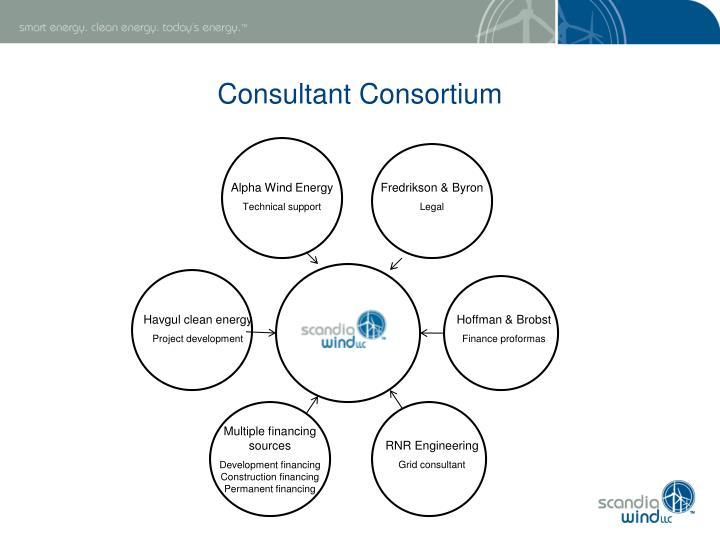 Consultant Consortium