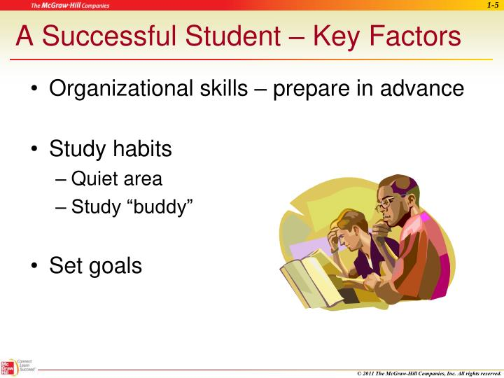 A Successful Student – Key Factors