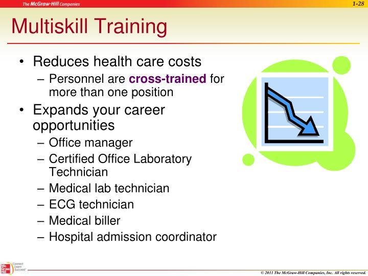 Multiskill Training