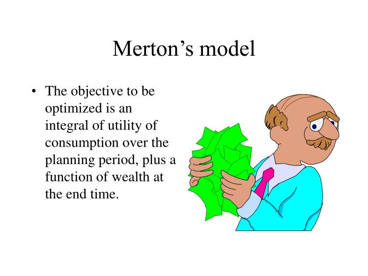 Merton's model