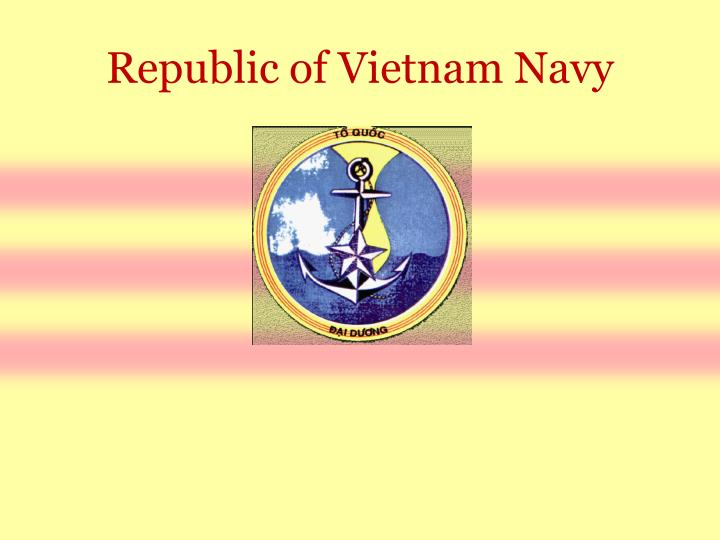Republic of Vietnam Navy