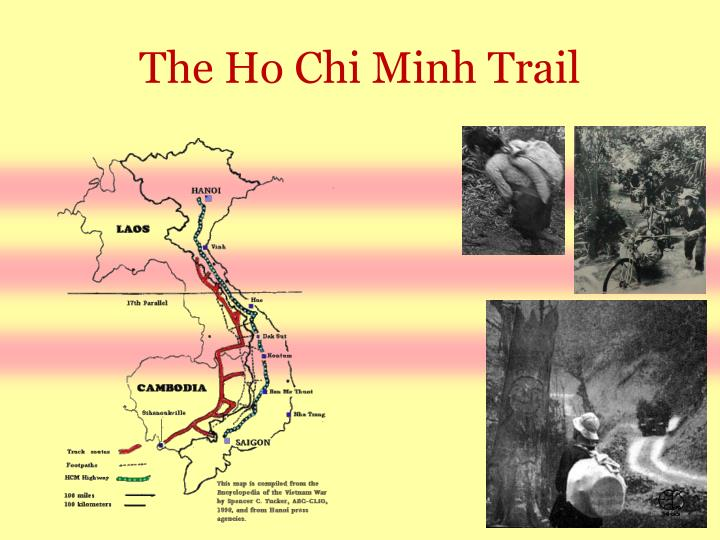 The Ho Chi Minh Trail