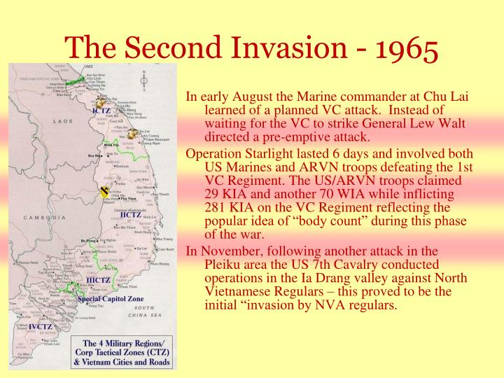 The Second Invasion - 1965