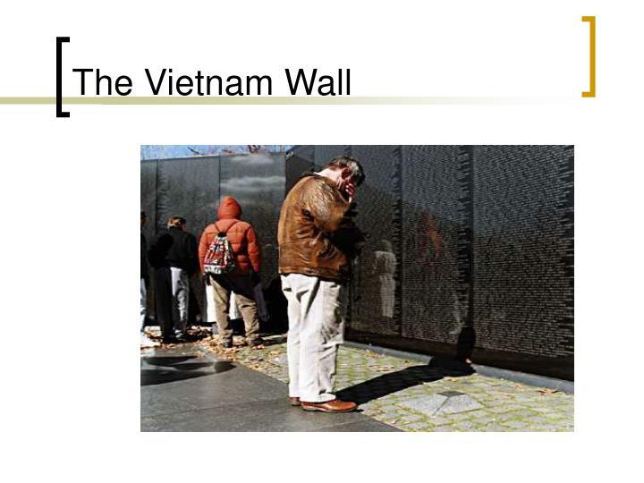 The Vietnam Wall