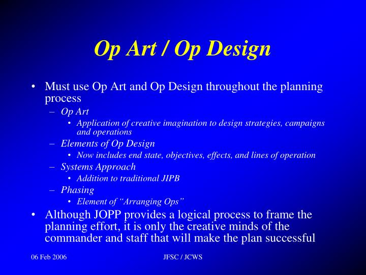Op Art / Op Design