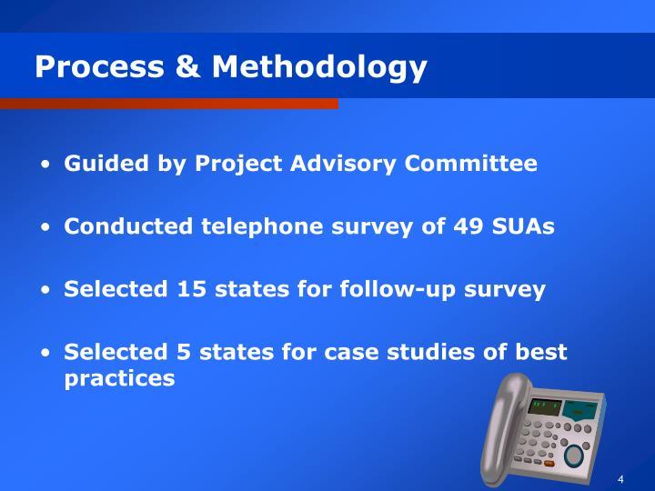 Process & Methodology