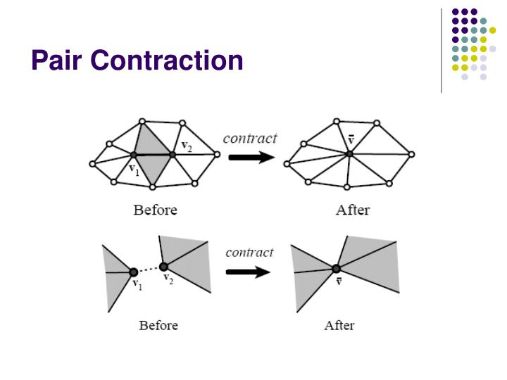 Pair Contraction
