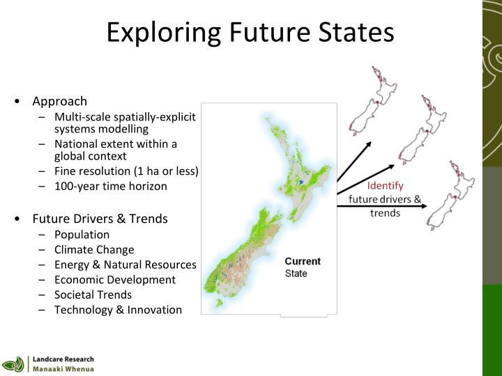 Exploring Future States