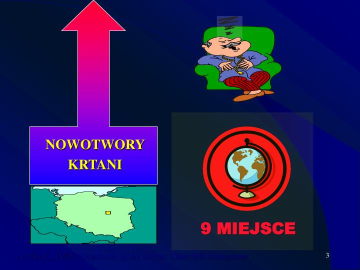NOWOTWORY KRTANI
