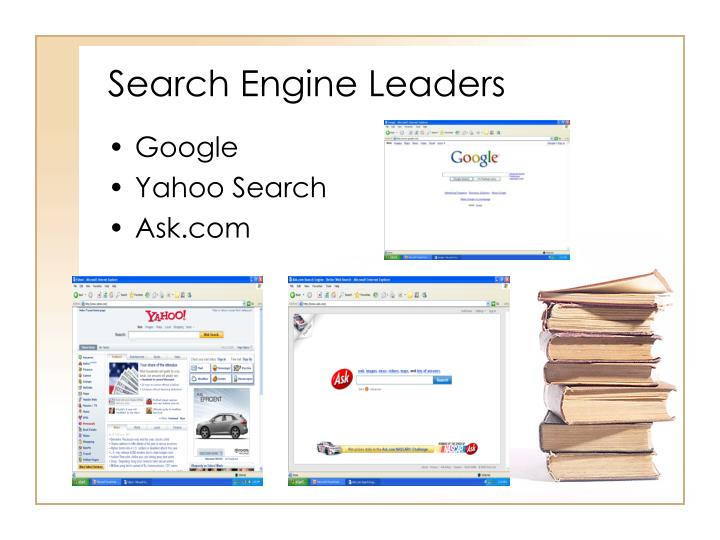 Search Engine Leaders