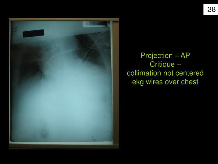 Projection – AP