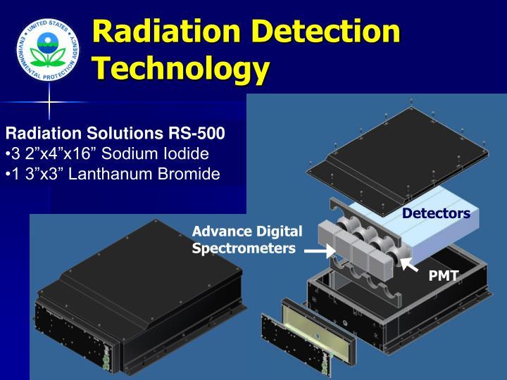 Radiation Detection Technology