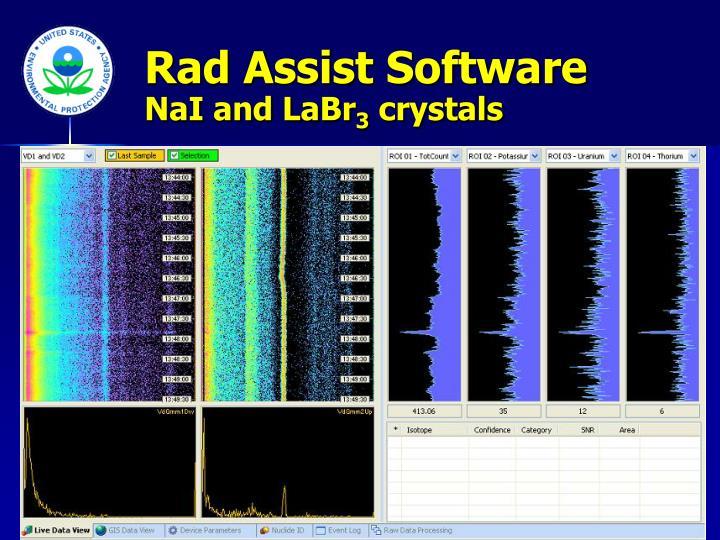 Rad Assist Software