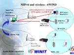 mipv6 and wireless 6wind
