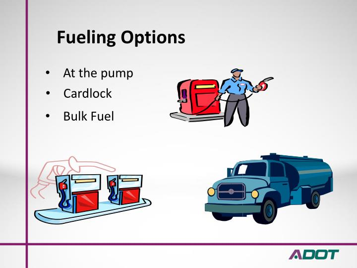 Fueling Options