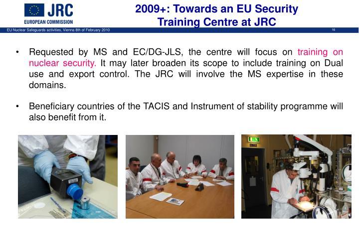 2009+: Towards an EU Security