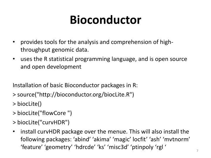 Bioconductor