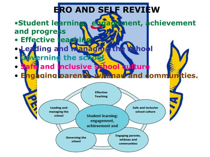 ERO AND SELF REVIEW