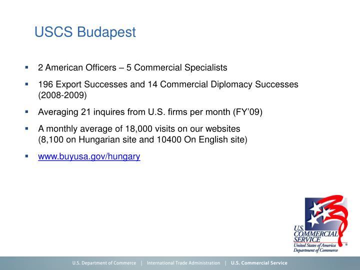 USCS Budapest