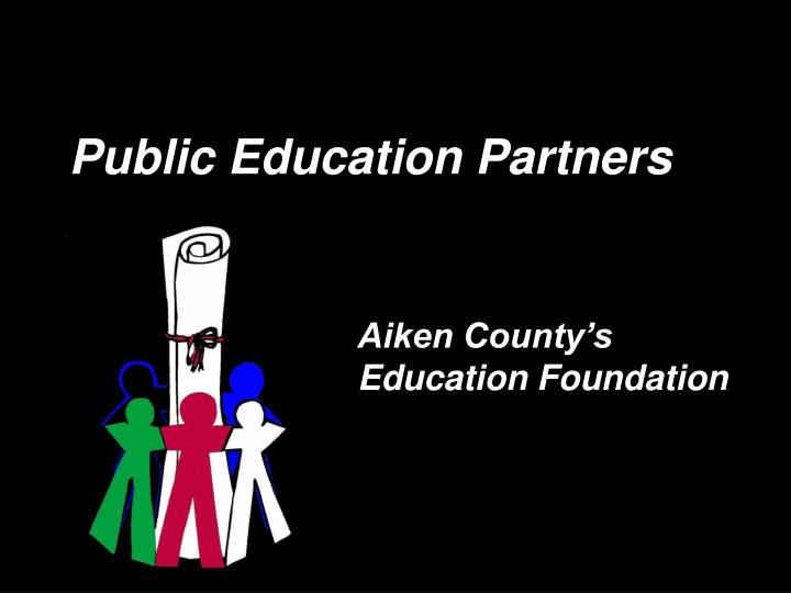 Public education partners