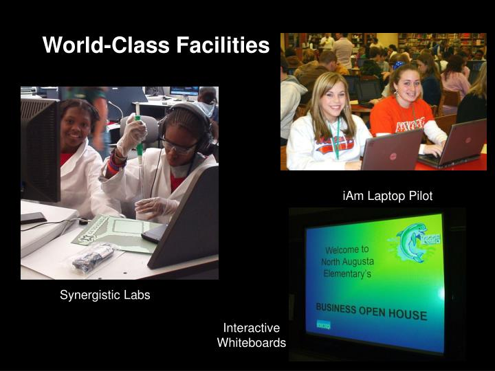 World-Class Facilities