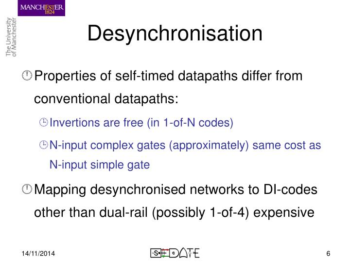 Desynchronisation