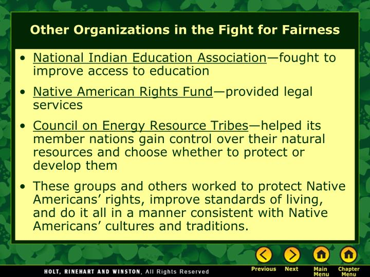 National Indian Education Association